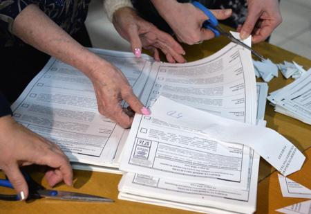 Югра. Ханты-Мансийск— Предварительные результаты  выборов Президента РФ  вЮгре