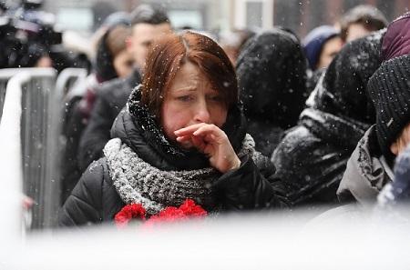 День траура объявлен в Российской Федерации 28марта