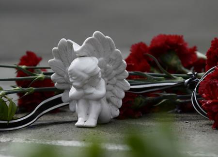 ВИжевске почтут память погибших впожаре вКемерове