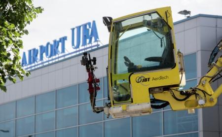 Реконструкцией аэропорта Уфы за2 млрд руб. займется компания изСамары