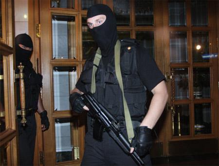 Полицейские вВолоколамске начали разгонять митинг против свалки