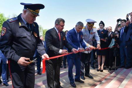 ВОсетии открыли мемориальный комплекс «Барбашово поле»