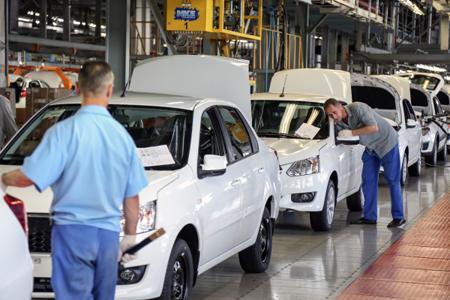 Продажи авто Лада в Российской Федерации увеличились на25,1%