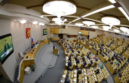 Государственная дума прекратила полномочия депутата Алексея Силанова