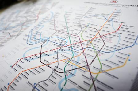 Три участка нового кольца московского метро запустят в 2020