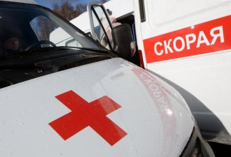 11мая вСоветском районе Югры столкнулись два КамАЗа