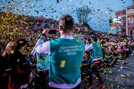 3000 волонтёров готовы к«Российской студенческой весне» вСтаврополе