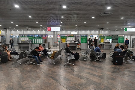 «Шереметьево» в2021г приступит креконструкции международного терминала «F»