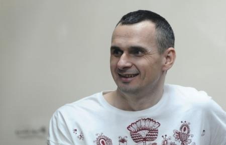 ФСИН: Голодающий Сенцов находится вудовлетворительном состоянии