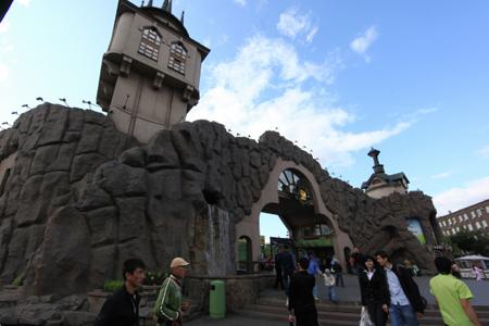 Детская зона откроется вМосковском зоопарке вначале осени