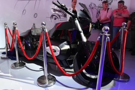 Тяжелый мотоцикл ижевского производства проекта «Кортеж» появится нарынке под брендом «Иж»