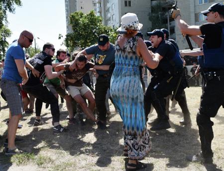 Организатора беспорядков нафестивале «Торнадо» отправили зарешетку на6 лет