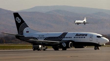 """""""Аврора"""" переходит на чартерные рейсы из Владивостока и Южно-Сахалинска в Токио"""