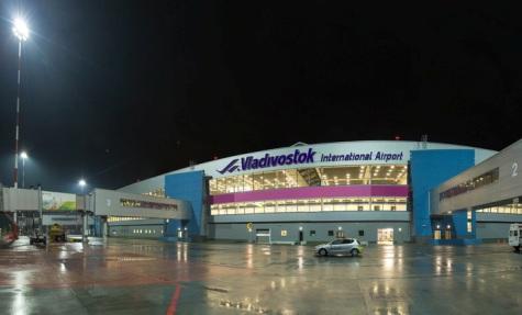 Новый аэропорт Владивостока
