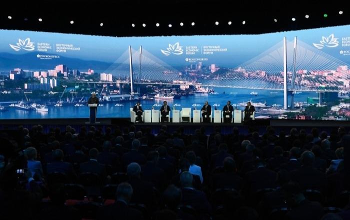 Восточный экономический форум проведут в сентябре 2021 года - Росконгресс